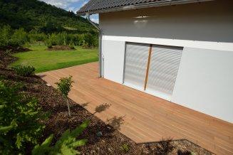 Dřevo bangkirai