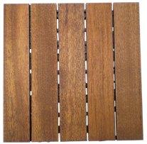 Terasové čtverce Deck Clic Merbau